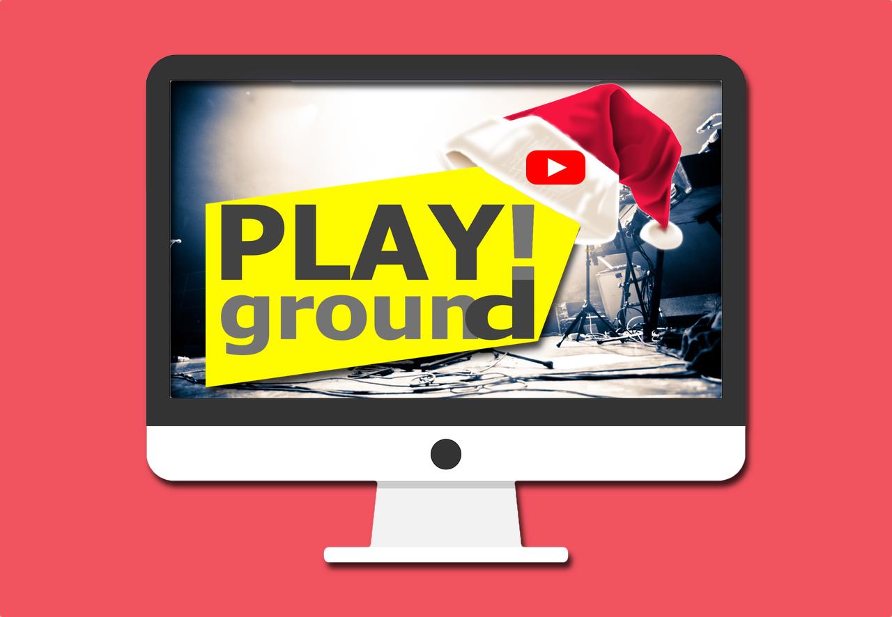 Jahresabschluss-Konzert bei YouTube